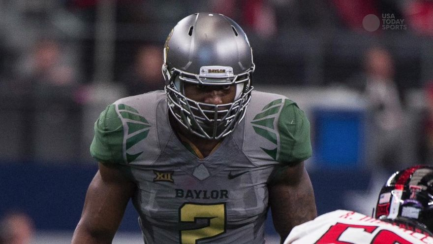 sports football baylor shawn oakman arrested assault charge article