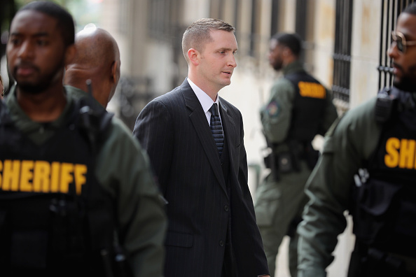 Baltimore Officer Nero Acquitted In Freddie Gray Case