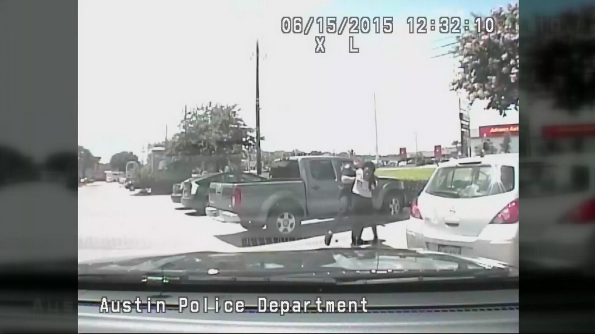 Lawsuit filed over woman's violent 2015 arrest