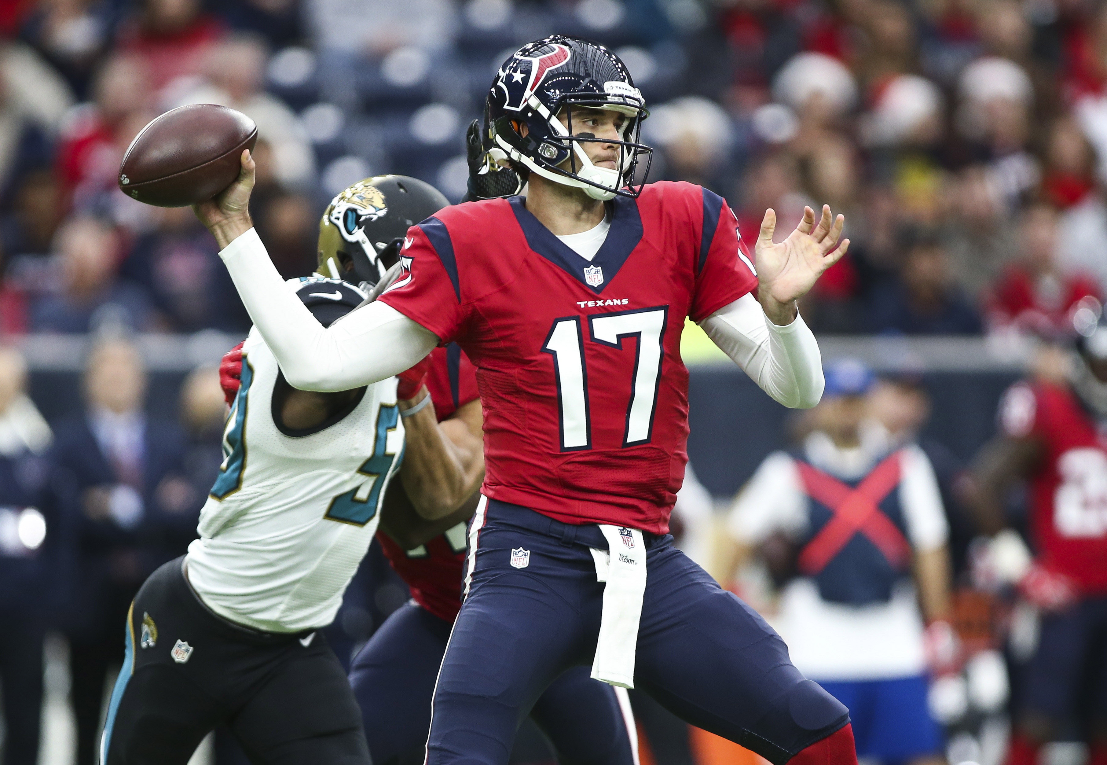 Texans have few options with Osweiler | kvue.com