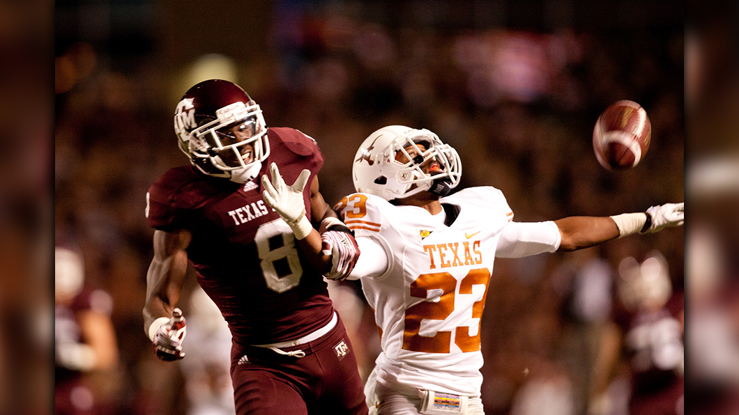 Texas Vs. Texas A&M Rivalry Game Could Be Revived Pending